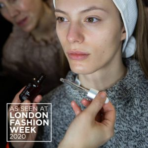 Multi vitamine oil london fashion week image