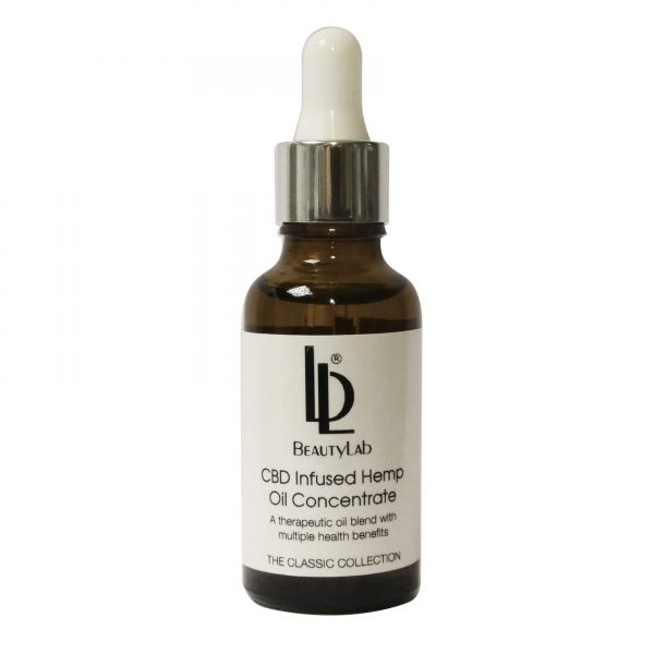 CBD Infused Hemp Oil COncentrate